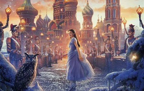 The Nutcracker and the Four Realms: a modern twist on a classic tale