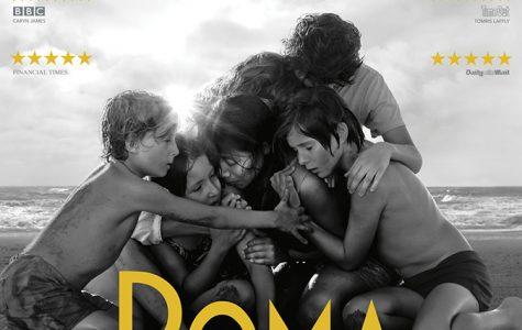 Netflix movie Roma nominated for Oscar