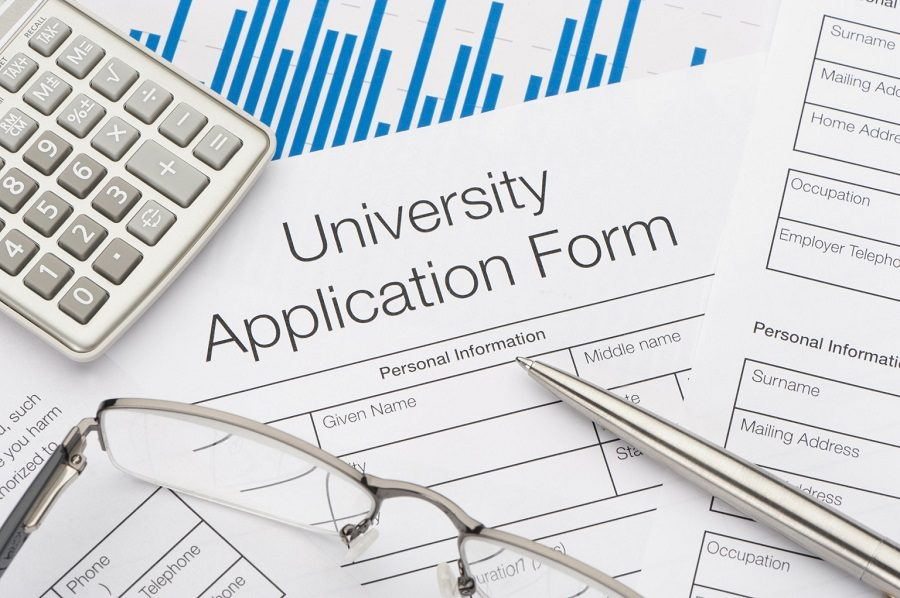 University+application+form