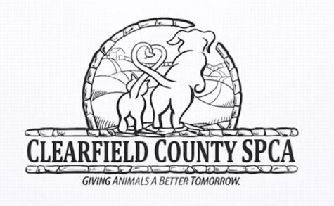 The Clearfield County SPCA logo. Source: NOVA6 Marketing on YouTube