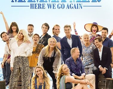 Mamma Mia! Here We Go Again is huge hit sequel