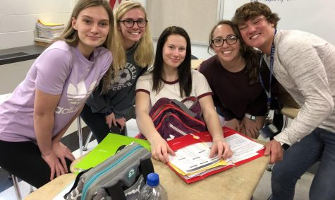 NHS hosts blood drive