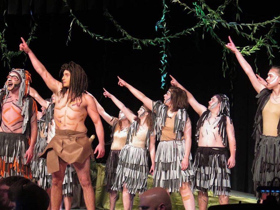 Tarzan+finally+takes+the+stage.