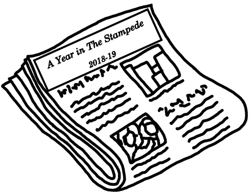 A Year in The Stampede: 2018-19