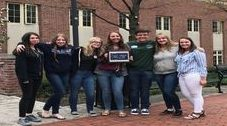 Clearfield juniors shock 'em all at Penn State University Linguistics Day Competition