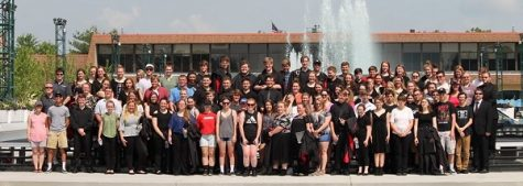 Seniors journey to Washington D.C. for Field Trip