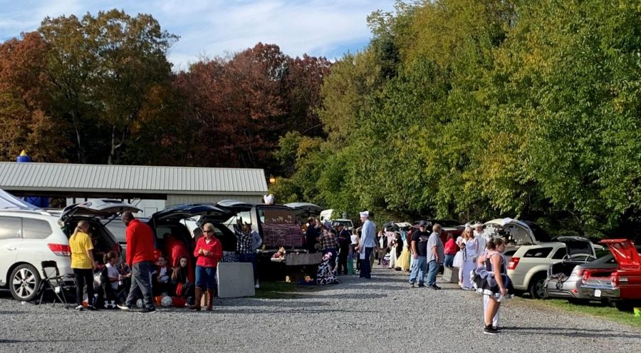 Annual Trunk or Treat event.