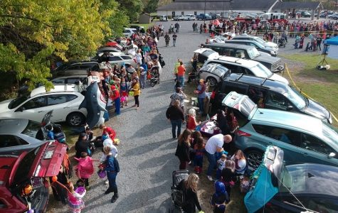 Trunk or Treat brings excitement to Clearfield