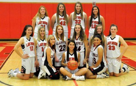 Lady Bison Basketball players kick off their new season