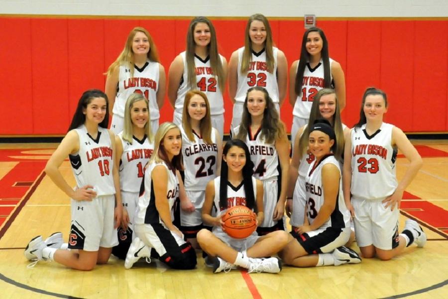 2018 girls basketball team. Source: ladybisonsports.org
