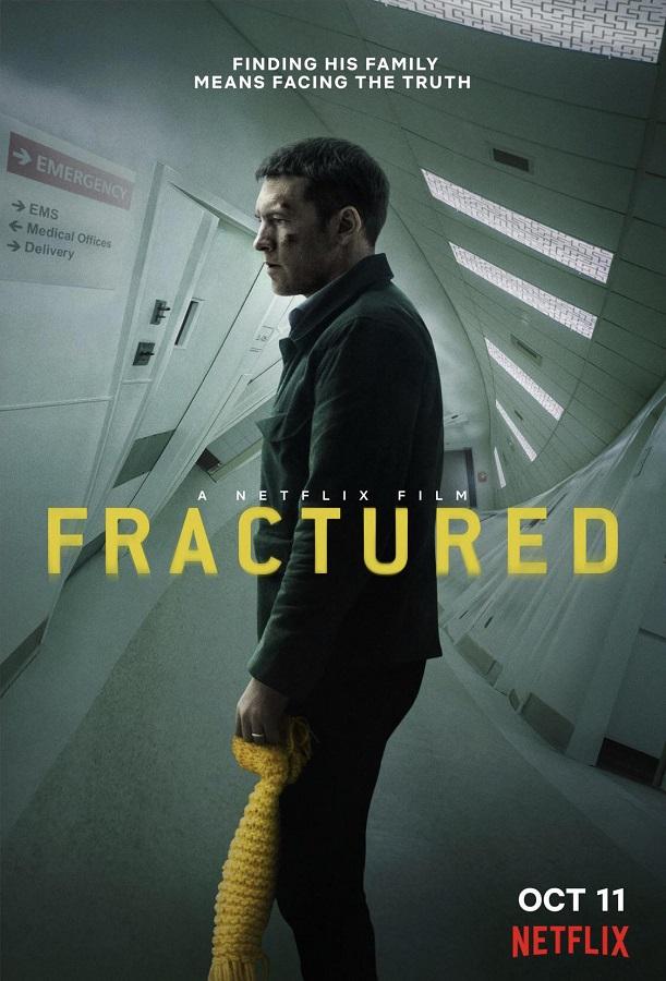 Thriller Movie Fractured Hits Netflix The Stampede