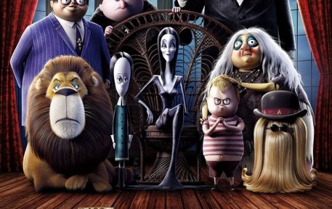"A spooky classic ""The Addams Family"" returns"