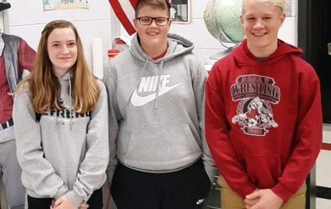 Students win VFW essay contest