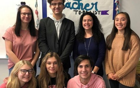 Key Club gathers gifts for foster children