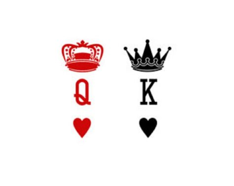 Queen/King of Hearts Campaign.