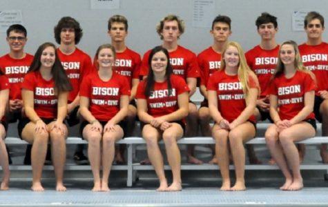 Clearfield Swim Team starts off the season