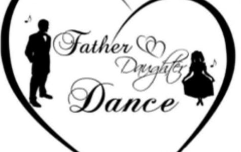 Students dance the night away at the 2020 Father-Daughter Dance