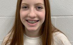 """Dana Bender: """"My favorite spring sport is track & field."""""""