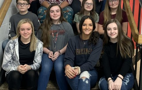 Junior High Helping Hands Club hosts Coin Wars