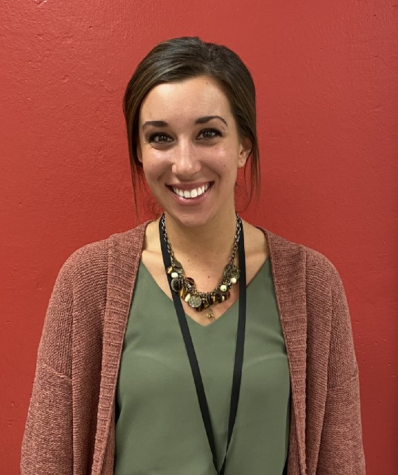 Q & A with new teacher Miss Liptak