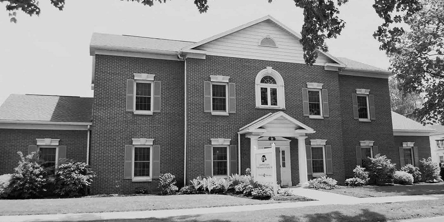 Clearfield County Agency on Aging's headquarters.