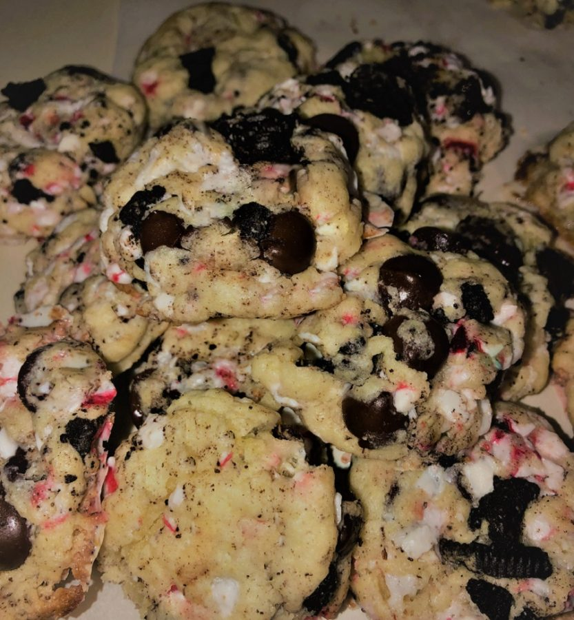 Oreo Peppermint Crunch Cookie is amazing