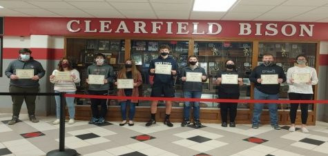 Students of the Month selected for November