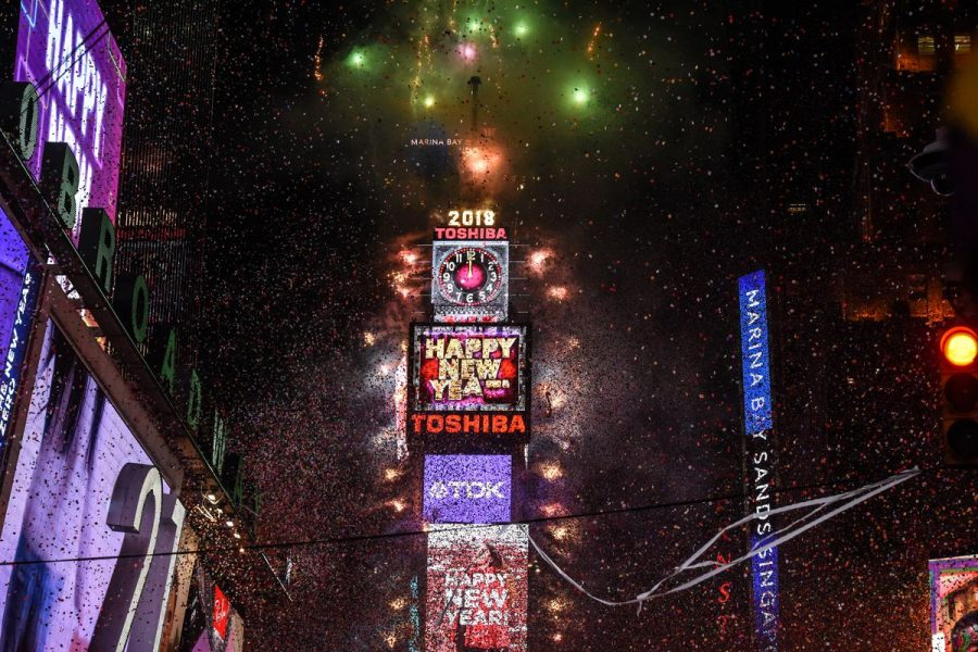 Celebrating New Year's around the world