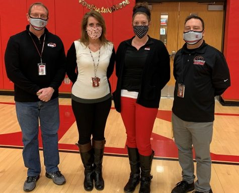 Mr. Maney, Ms. Plyler, Ms. Huff, and Mr. Duttry