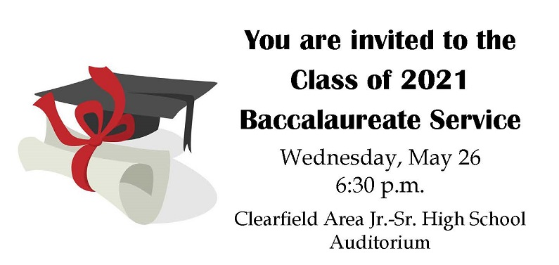 Plans for traditional baccalaureate ceremony under way